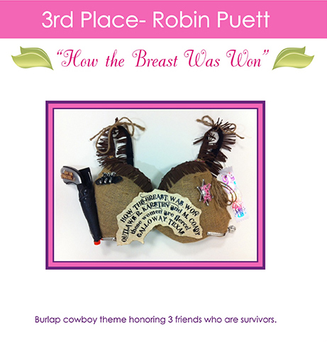 Third Place - How the Breast Was Won